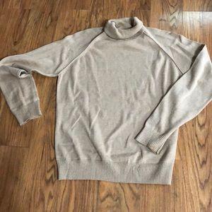 Jeanne Pierre Turtleneck Sweater in Cotton